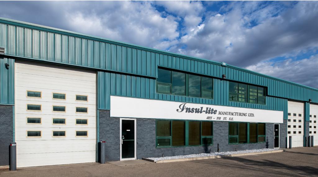 Insul-Lite Manufacturing Building Calgary