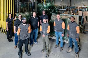The Insul-Lite Manufacturing Team